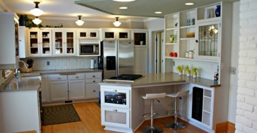 Give High Quality Makeover Your Kitchen With 5 Easy Ways