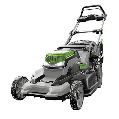 Top 5 Best Self Propelled Lawn Mower Reviews - EGO Power+20-Inch 56-Volt Lithium-ion Cordless Lawn Mower Review
