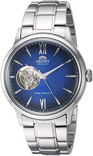 10 Cheap Men's Watches That Look Expensive In 2020 - Orient Helios Stainless Steel Automatic Watch for Men