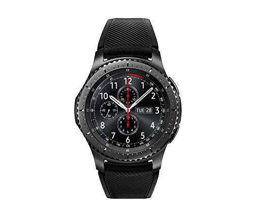 10 Cheap Men's Watches That Look Expensive In 2020 - Samsung Gear S3 Smartwatch, SM-R760NDAAXAR