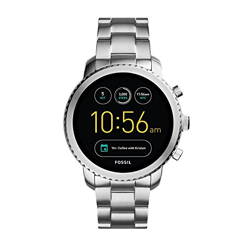 10 Cheap Men's Watches That Look Expensive In 2020 - Fossil Men's Gen 3 Touchscreen Smartwatch