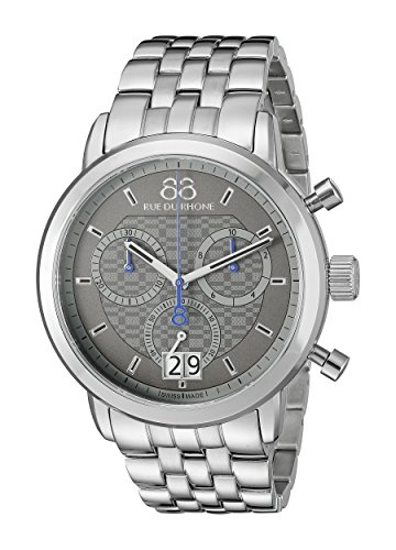 10 Cheap Men's Watches That Look Expensive In 2020 - 88 Rue du Rhone 87WA140002