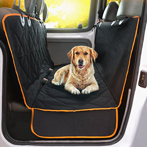 10 Best Dog Seat Covers for Leather Seats 2020 - Doggie World Dog Car Seat Cover