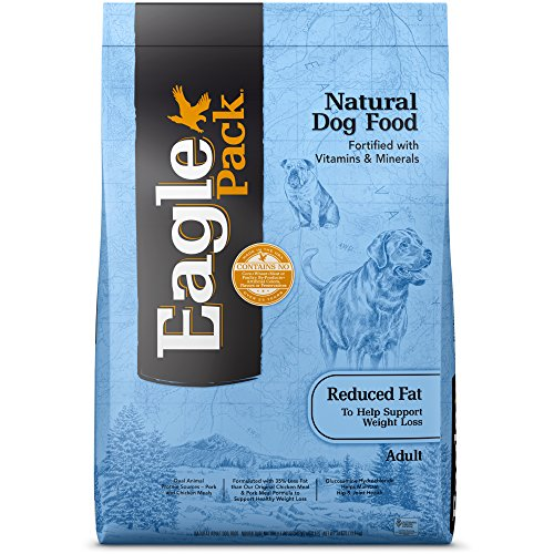 20 Best Dog Food for Sensitive Stomach and Diarrhea in 2019 - Eagle Pack Natural Low Fat Dry Dog Food