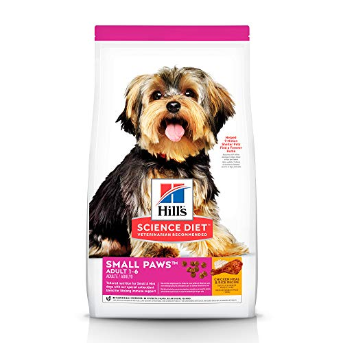 20 Best Dog Food for Sensitive Stomach and Diarrhea in 2019 - Hills Science Diet- Dry Dog Food