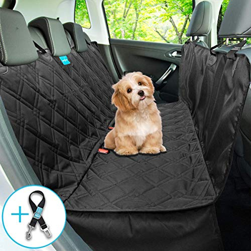 10 Best Dog Seat Covers for Leather Seats 2020 - Dog Seat Covers for Leather Seats by Duke&Dixie