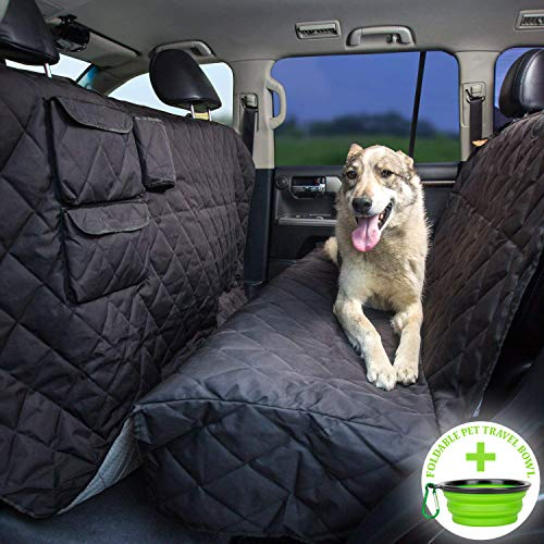 10 Best Dog Seat Covers for Leather Seats 2020 - Tapiona XL Dog Seat Cover