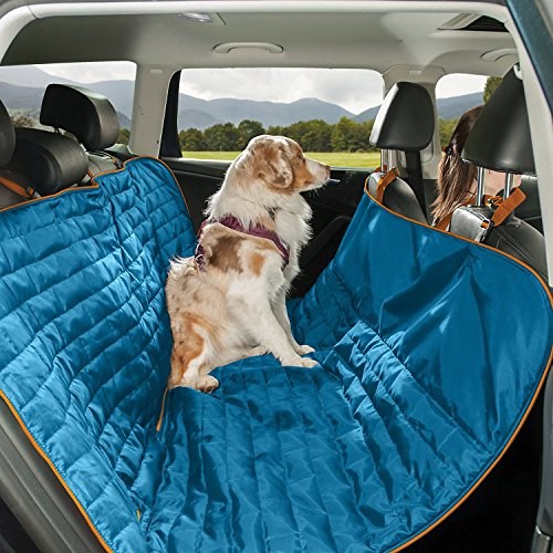 10 Best Dog Seat Covers for Leather Seats 2020 - Kurgo Loft Hammock Car Seat Cover