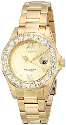 Best Women's Automatic Watch - Invicta 15252 Pro Diver Automatic Watch