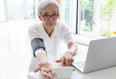 Smart Monitoring System for Elderly In The Home