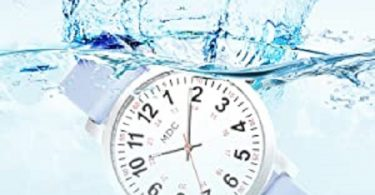 Waterproof Watches for Nurses
