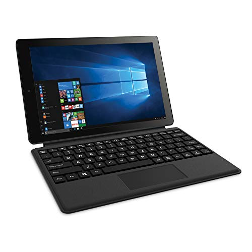 RCA Cambio 2-in-1 Touchscreen Tablet PC