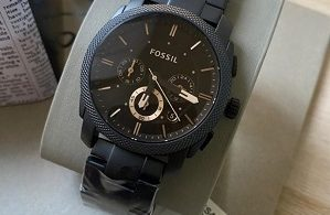 Most Expensive Fossil Watch