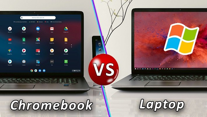 Chromebook vs Laptop for College