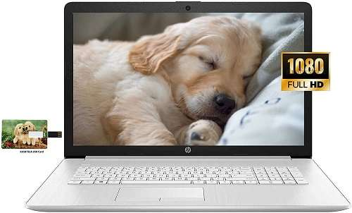 """Newest HP 17.3"""" FHD Laptop"""