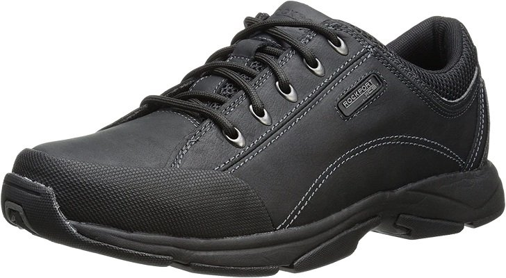 Most Comfortable Men's Shoes for Standing All Day - Rockport Men's Chranson Walking Shoe